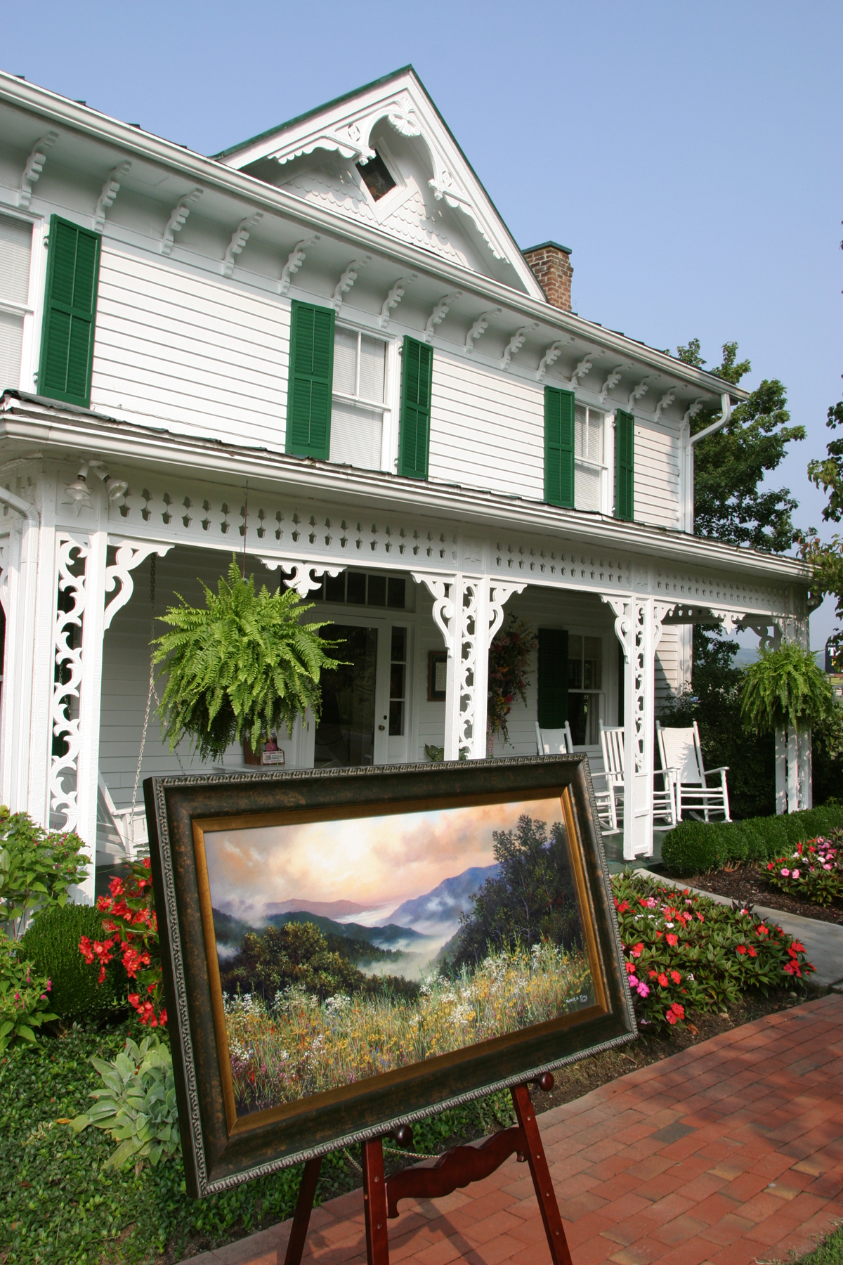Robert Tino Art Gallery - things to do in Sevierville