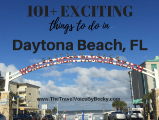 Things to do in Daytona Beach