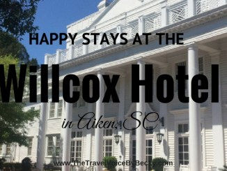 The Willcox Hotel in Aiken SC blog image