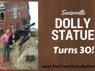 Sevierville Dolly Statue turns 30