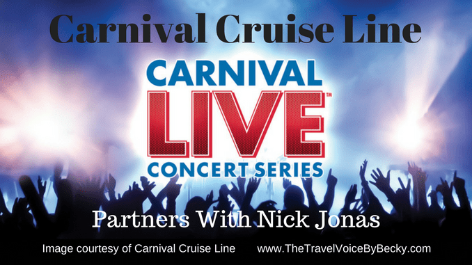 Image result for Nick Jonas and carnival Cruise