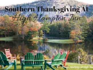 Southern Thanksgiving At High Hampton Inn