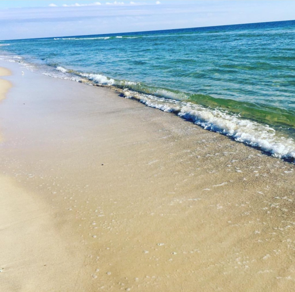Gulf Shores beaches - Leave Only Footprints