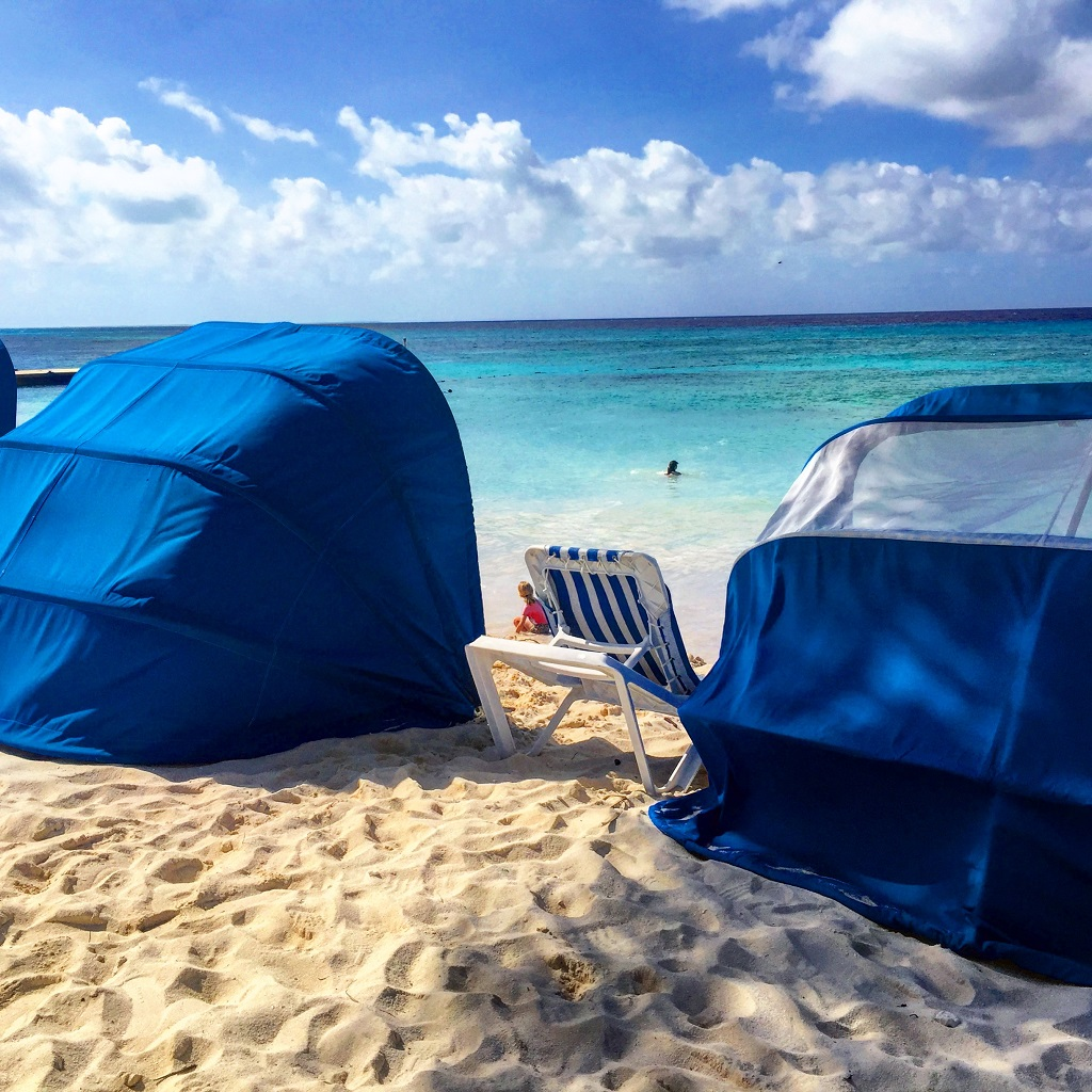 Grand Turk - Cruising the Caribbean with Carnival