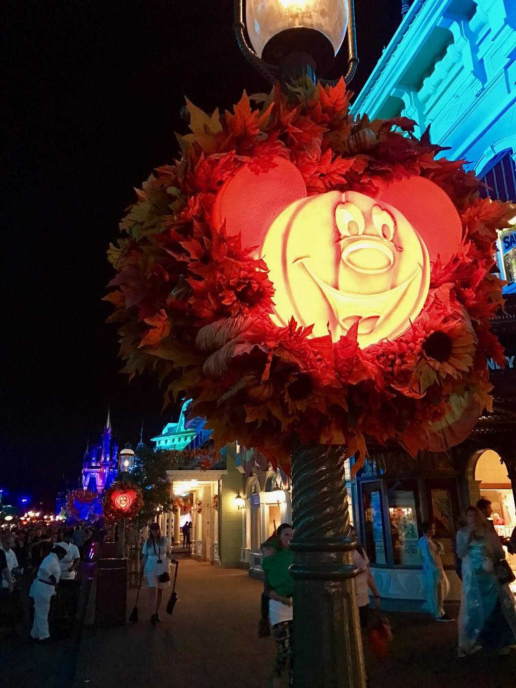 Disney Tips - fall is the best time to visit