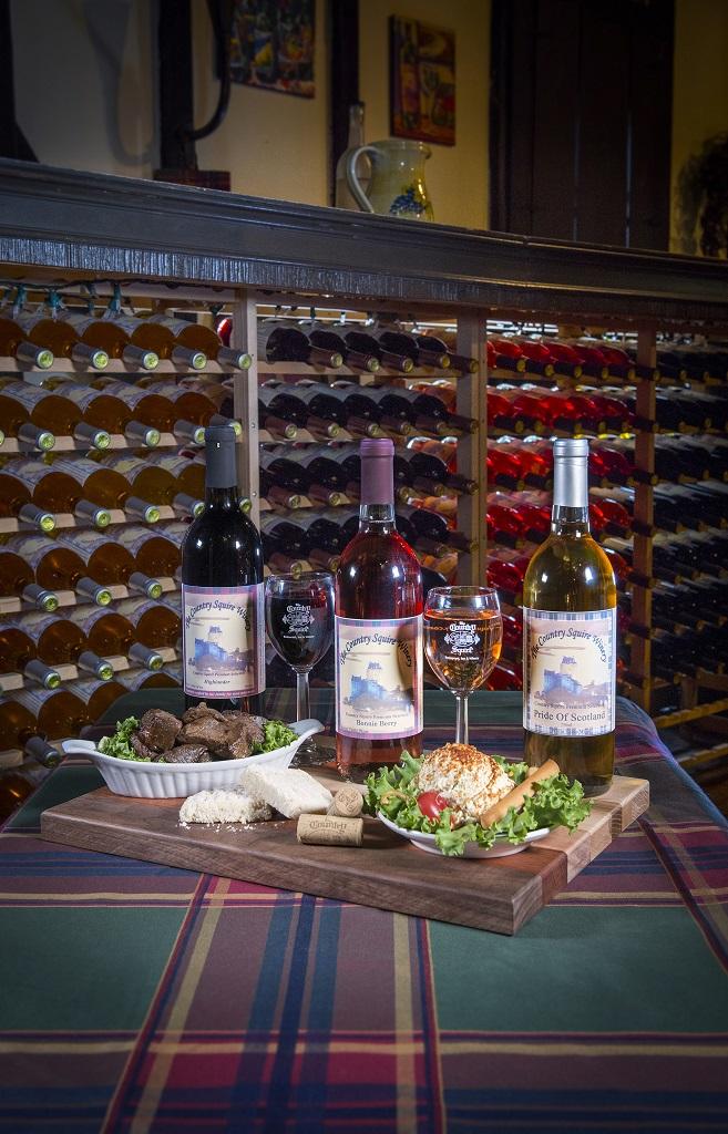Duplin County wineries