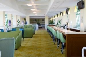 Skybar at Emerald Beach Resort.