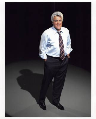 Jay Leno in Carnival LIVE lineup
