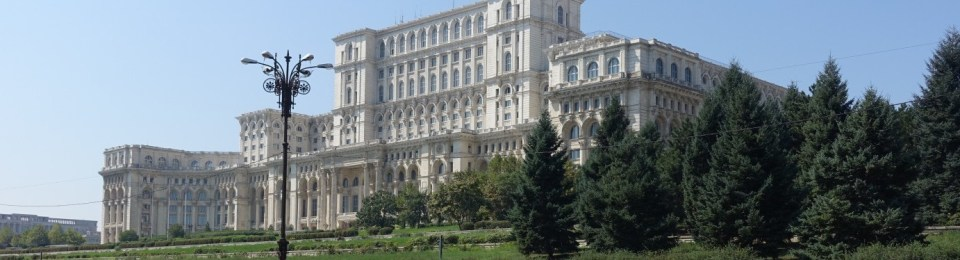 ROMANIA: Bucharest – Not Budapest!
