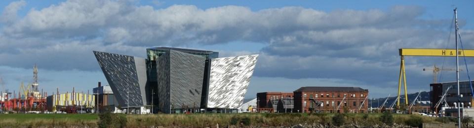 IRELAND: Belfast Days