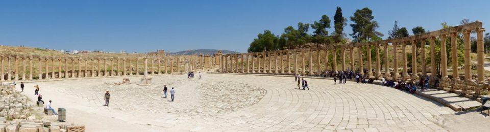 JORDAN: Amman – 1st. Visit