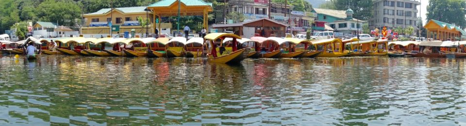 INDIA: Srinagar – Dal Lake