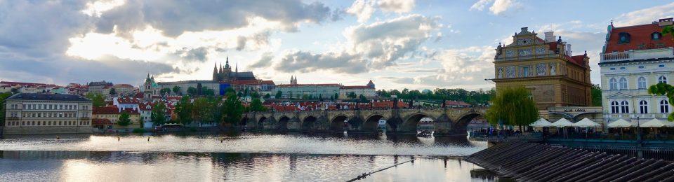 CZECH REPUBLIC – Prague – Getting Better All The Time!