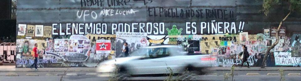 CHILE: Santiago – Paradise Lost