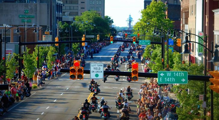 Erie PA Motorcycle Attorney | Accident Injury Lawyers