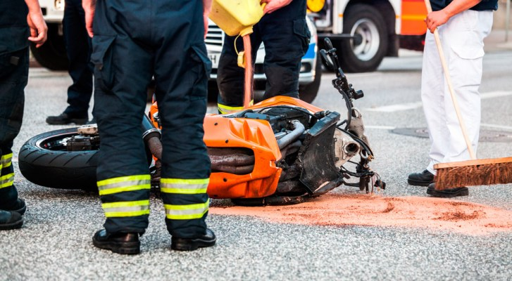 Erie PA Motorcycle Accident Injury Attorney