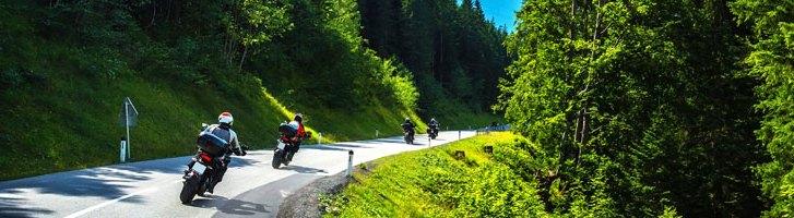 Motorcycle Passenger Injuries