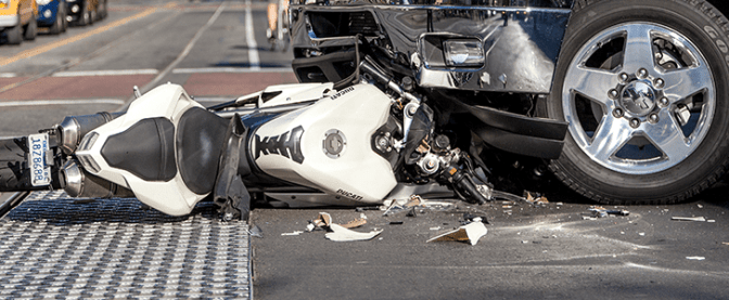 The Dangers of Rear-End Motorcycle Accidents in Pennsylvania