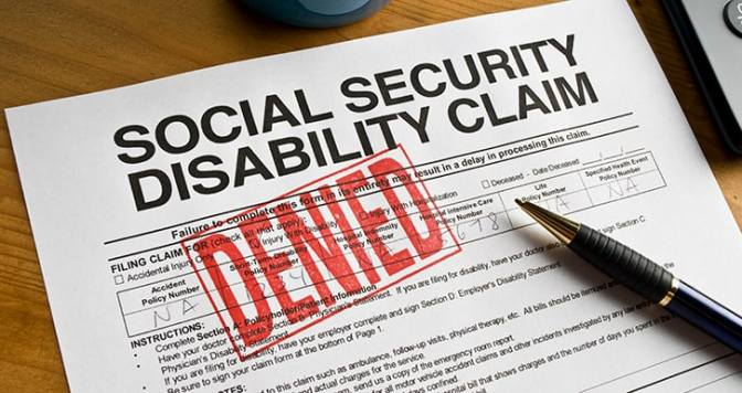 Social Security Disability Form   Why Was My Social Security Disability Application Denied The