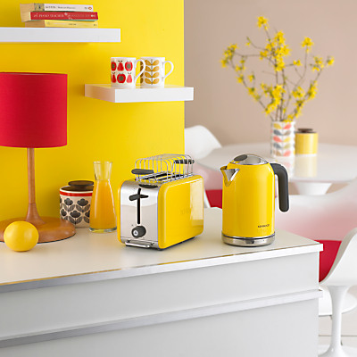 Yellow Kitchen Accessories  The Treasure Hunter  Well