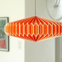 The Friday Find: Drop-down-gorgeous origami shades