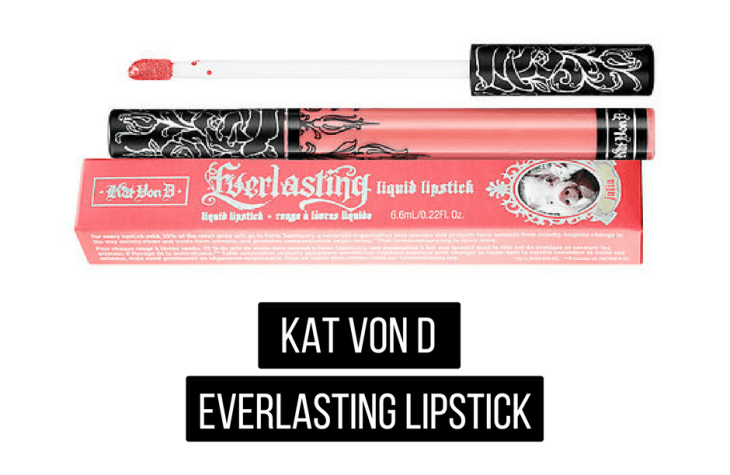 Kat Von D Farm Sanctuary Everlasting Lipstick
