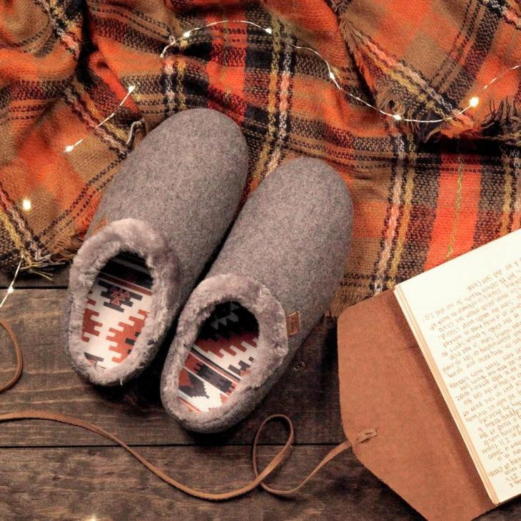 freewaters vegan slippers