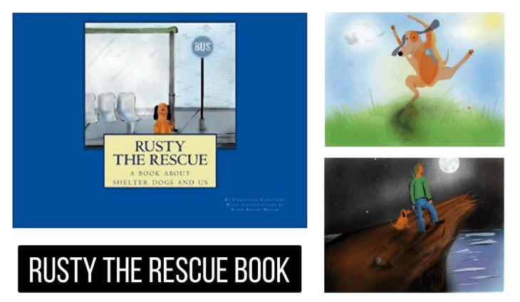 Rusty The Rescue Book