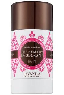 Image of Lavanila cruelty-free grapefruit vanilla deodorant