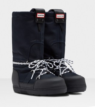 hunter vegan winter boots for snow
