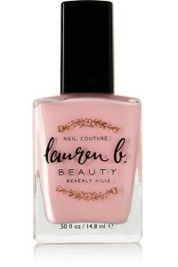 lauren b. beauty vegan bridesmaid nail polish