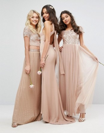 asos vegan animal friendly wedding bridesmaid dresses
