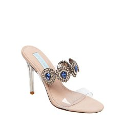 betsey johnson vegan wedding shoes heels bridal SB-OWEN_CLEAR