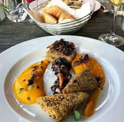 gourmet french food restaurant paris vegan honeymoon 2