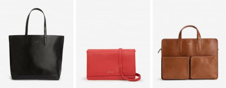 vegan bags handbags purses matt and nat