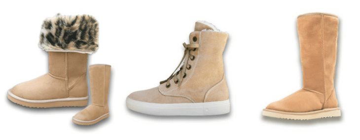 vegan shoes boots vegan fashion pawj california uggs