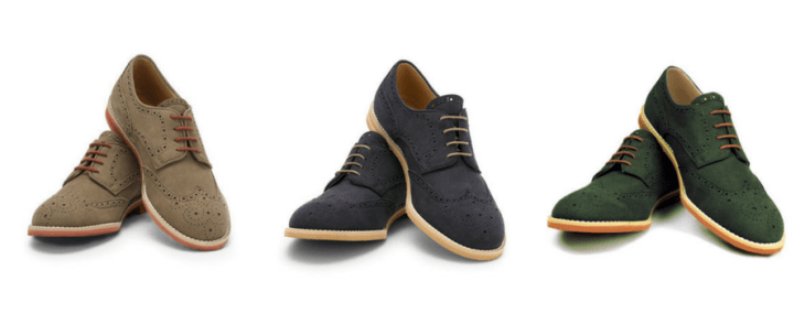 Fera Libens vegan oxfords