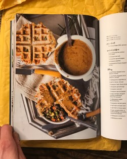 Waffle Topped Cottage Pie