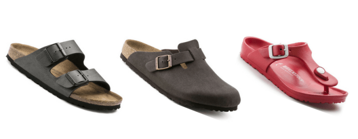 birkenstock vegan sandals