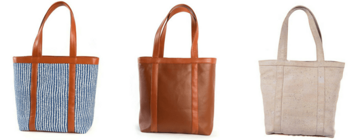 eba totes vegan sustainable functional bags