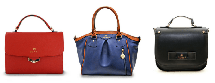 gunas luxury vegan bags