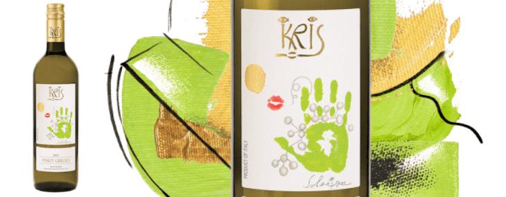 vegan wines kris pinot grigio