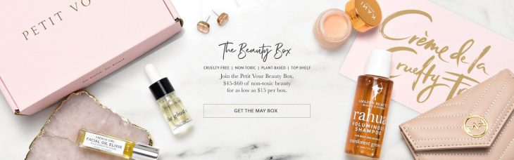Petit Vour Is An Online Beauty And Fashion Brand Known Best For Their Vegan Cruelty Free Not Tested On Animals Subscription Box