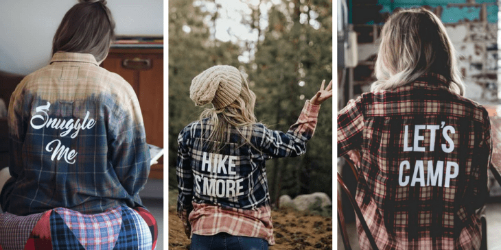 the tree kisser my other half vintage flannels
