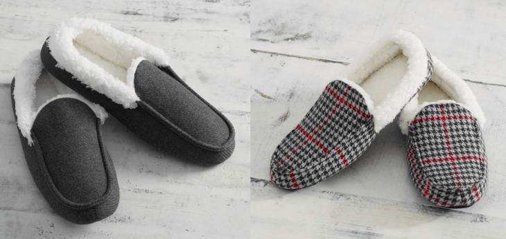 men's vegan slippers pottery barn sherpa