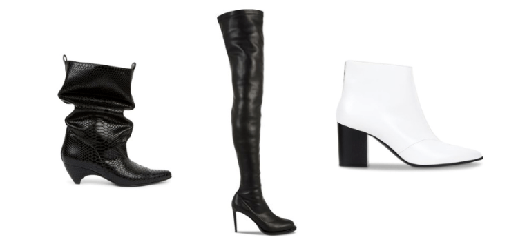 vegan boots stella mccartney autumn fall booties otk