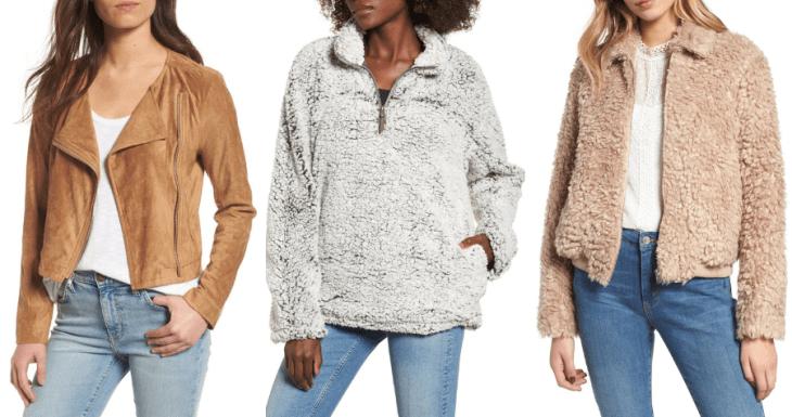 vegan jackets fall 2018 nordstrom