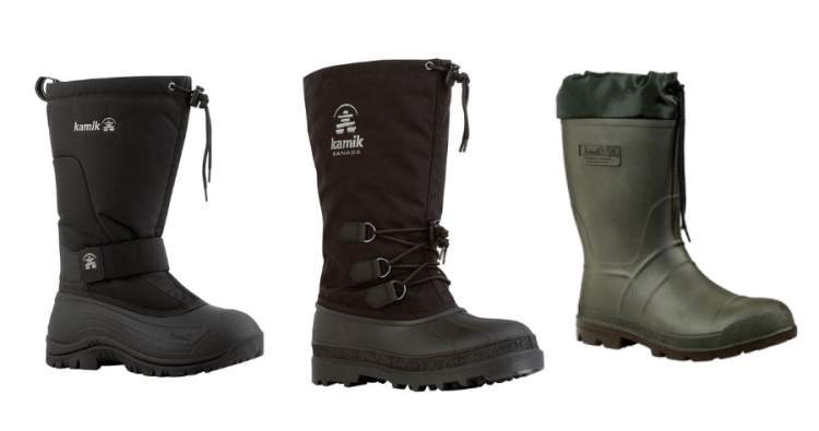 vegan snow boots kamik winter mens