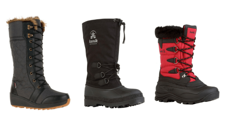 vegan snow boots winter kamik