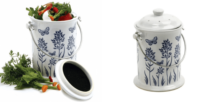 eco-friendly gifts 2018 compost container
